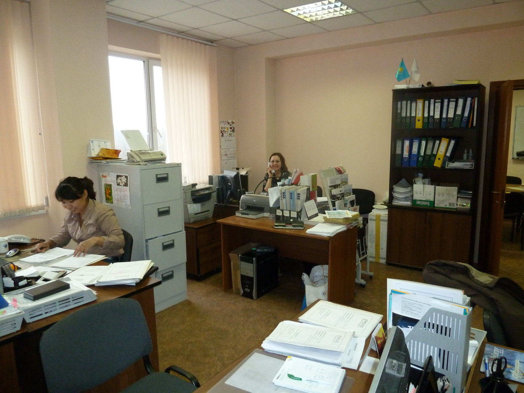 Almaty Administration Team