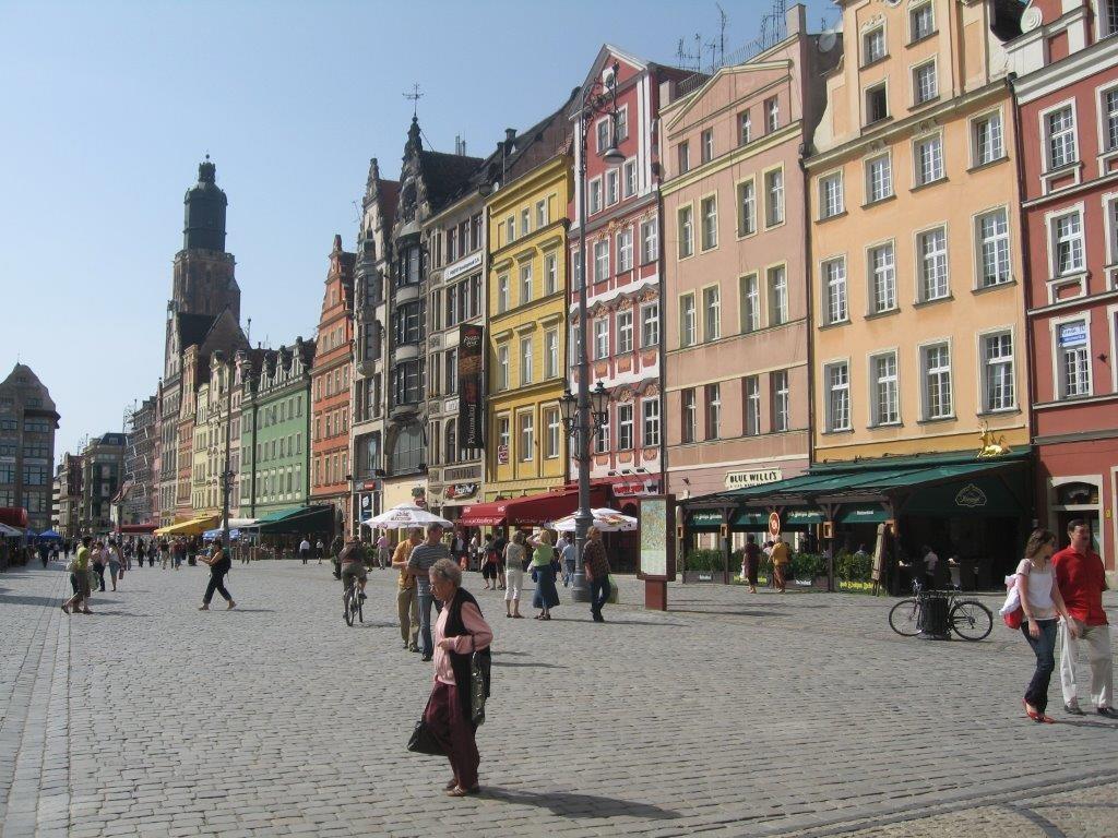 Wroclaw Poland 2010