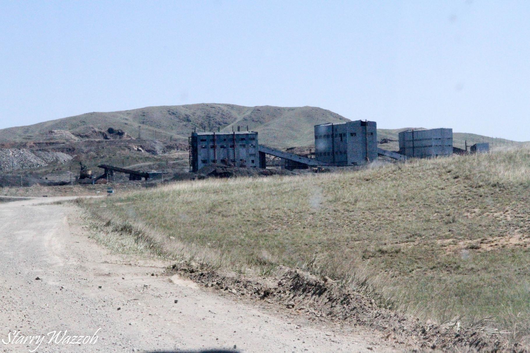 Iron Ore Process Plant, Kazakhstan 2012