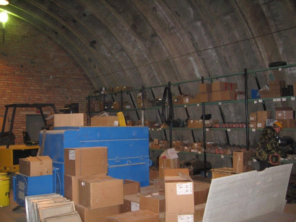 The Challenge - Inventory Management Warehouse Project in Kazakhstan 2009