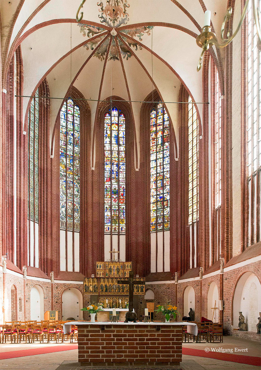 Wunderblutkirche             --                         Foto: W. Ewert