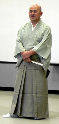 Nidai Soke Okuyama