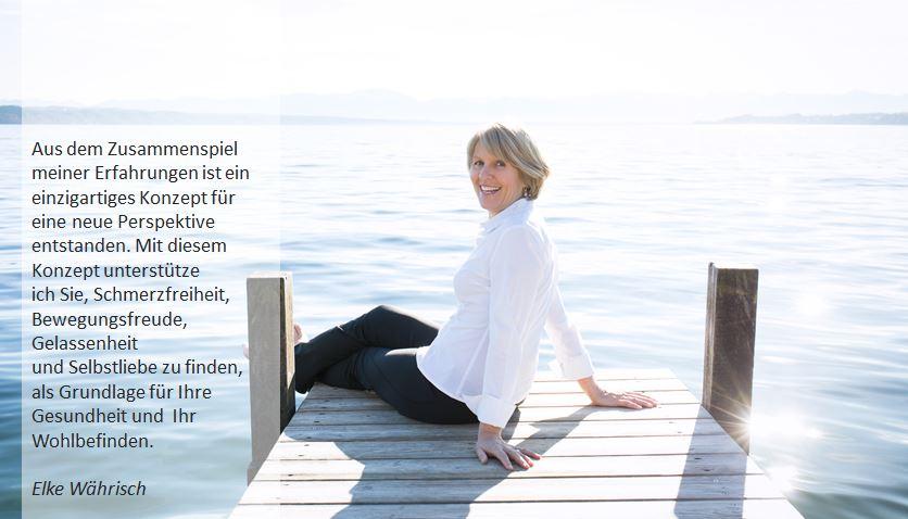 Elke Währisch, Heilpraktikerin, Bewegungscoach, Tutzing, Starnberger See, Weilheim, Fünf Seenland