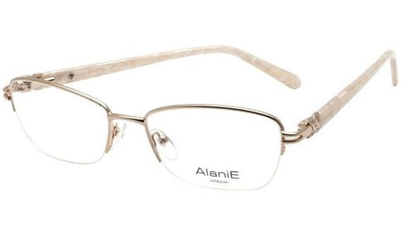 Оправы металлические Alanie N29