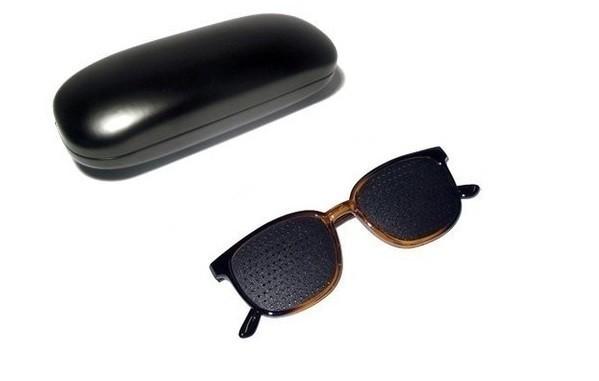 Перфорационные очки LASER VISION