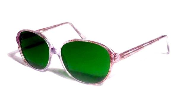 Оправа пластик женские очки глаукомные