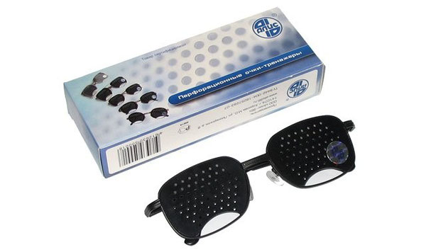 Перфорационные очки RELAX (Федоровские)