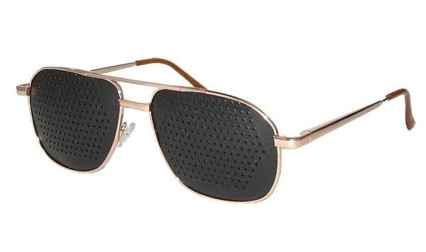 Перфорационные очки тренажеры