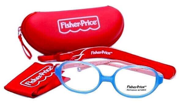 Детские оправы Fisher Price. от 1 год до 5 лет из мягкого пластика этрола.