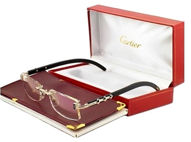 Оправы для очков Cartier