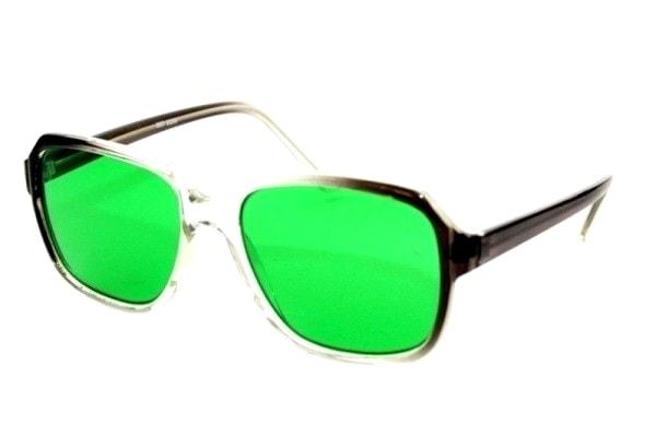 Изюмские очки глаукомные  оправа  пластик