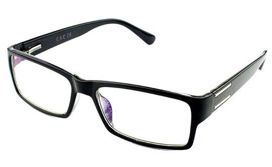 Popular очки компьютерные оправа-матовый пластик