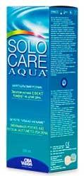 Solo Care Aqua  Раствор для всех типов мягких контактных линз.