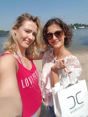 JC Jenni Corson & Sophia Sa