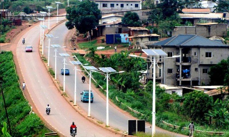 Route Yaoundé Soa