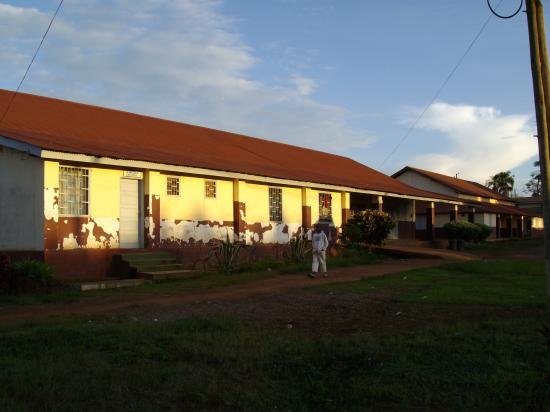 Nanga Eboko Hopital de district