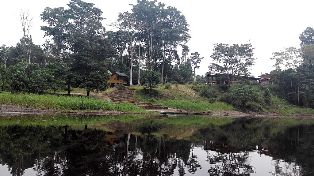 Menguemé, le site touristique d'Ebogo