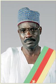 Djibril CAVAYE YEGUIE, Président de l'Assemble nationale