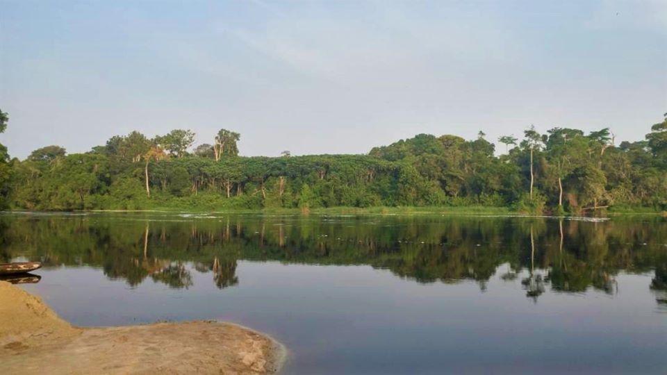 Le fleuve Nyong