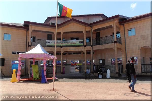 Batié, l'hôtel de ville inauguré en 2014