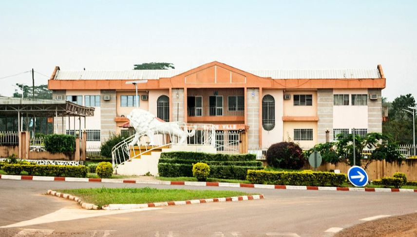 Hotel de ville de Meyomessala