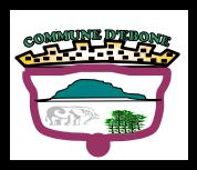 Ebonè l'ancien logo de la Comune