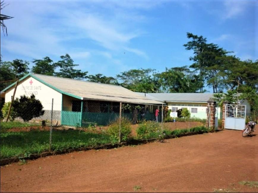 Gari Gombo Centre de santé