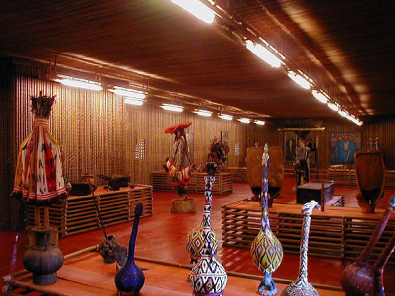 Bandjoun, le Musée