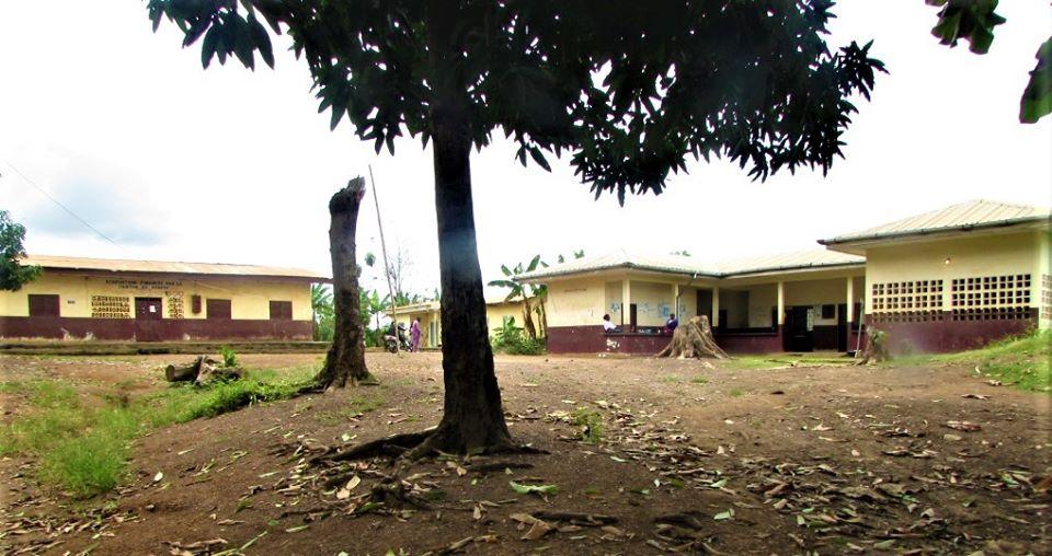 Batschenga. Le Centre de santé de Nkolmekok