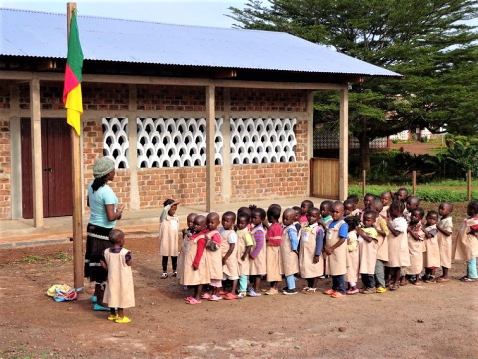 Gari Gombo Ecole maternelle