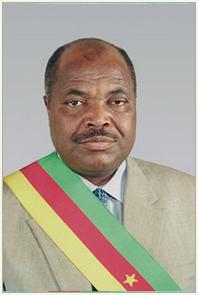 Simon ACHIDI ACHU, Premier ministre