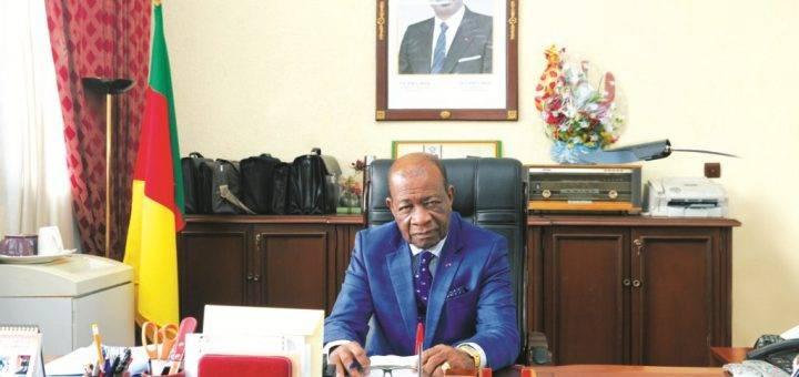Martin MBARGA NGUELE
