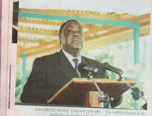 John Ebong Ngole