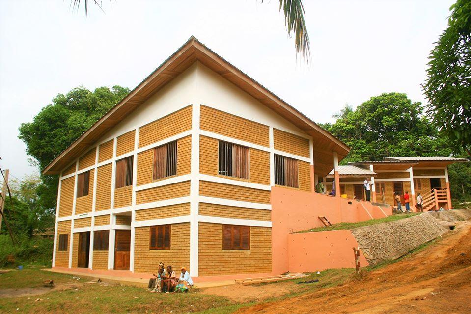 Dibang -auditorium-NGodi-Si réalisé par organisation humanitaire Afrique Future