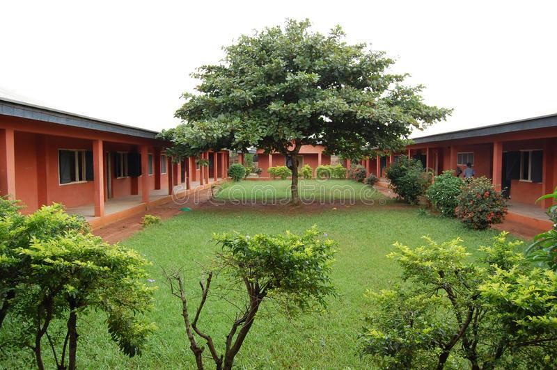 Kobdombo. Une vue du Lycée bilingue