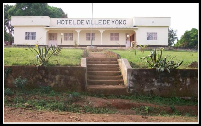 Ancien Hotel de ville de Yoko