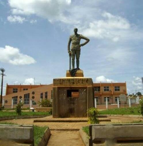 Nanga Eboko La nouvelle poste