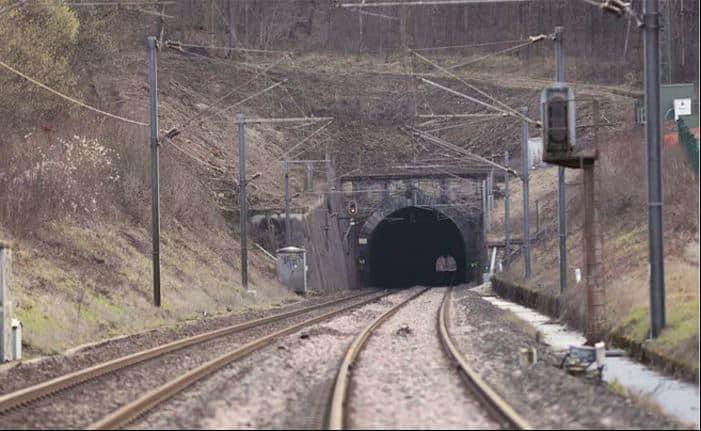 Le tunnel de Njock à Makak