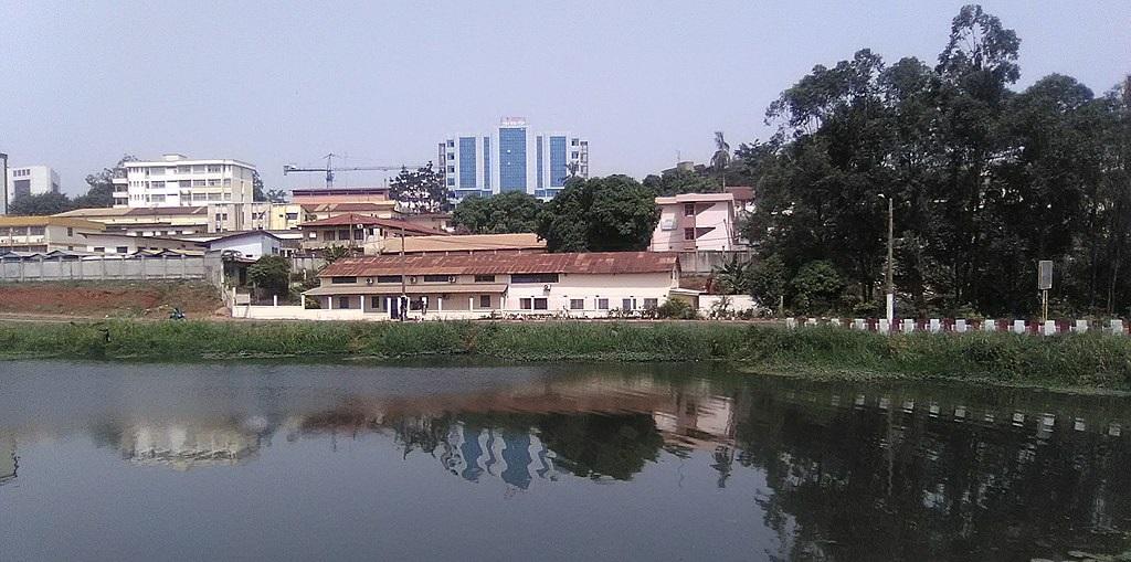 Le lac municipal dans les années 2010