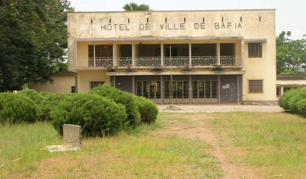 Bafia Hotel de ville