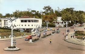 La Poste centrale en 1965