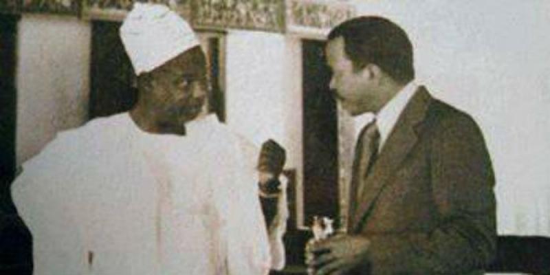 Ahidjo et Biya : Déjà de l'eau dans le gaz!