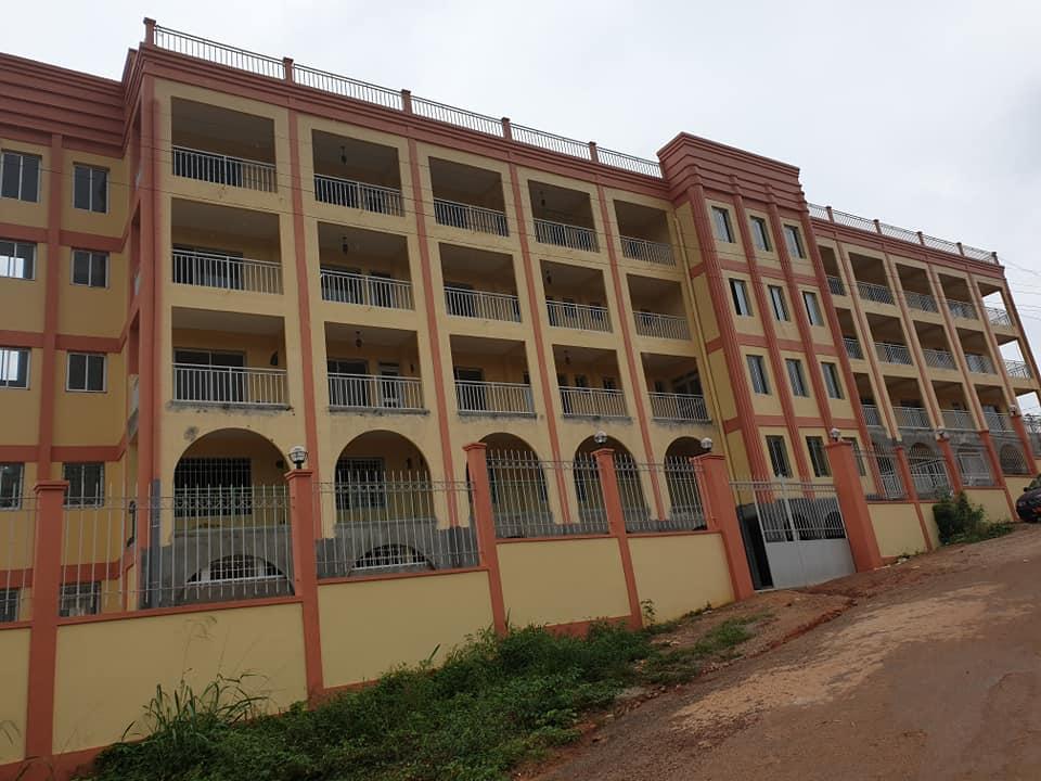 Nanga Eboko Nouveau Palais de justice
