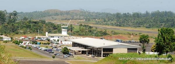 Aeroport de Bamenda