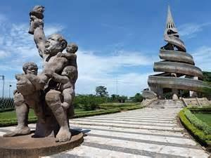 Le Monument de la Réunification
