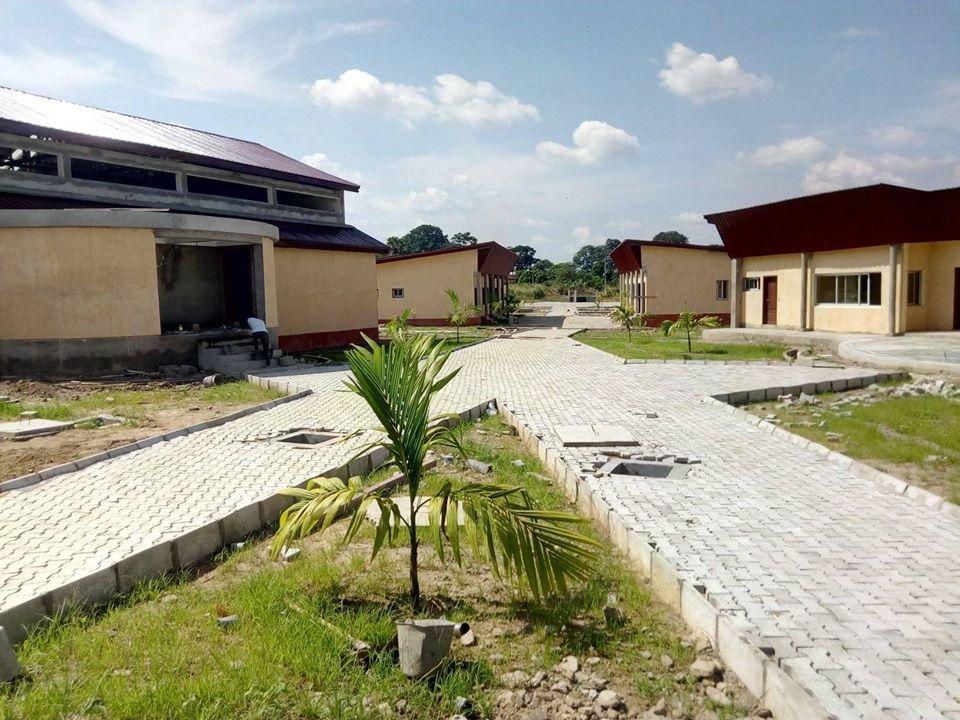 Ebebda; Le Centre des métiers