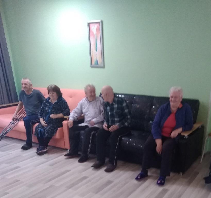 День бабушек и дедушек в Доме - интернате