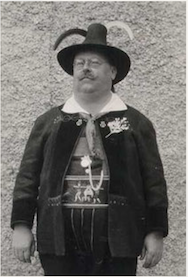 Hermann Lergetborer (Schulleiter), Kapellmeister von 1928 bis 1935