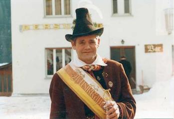 Salcher Josef, vlg Promegger, Kapellmeister von 1964 bis 1984