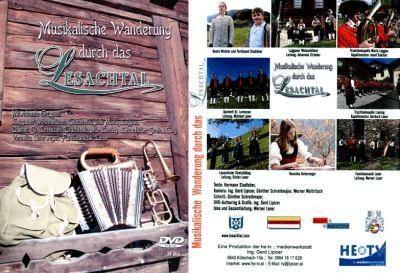 """""""Musikalische Wanderung durch das Lesachtal"""" Spiellänge 34 min"""